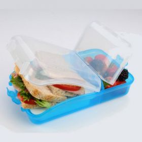 קופסת אוכל מחולקת לילדים