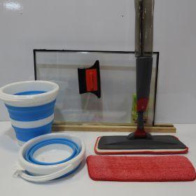 מיוצר בישראל- חבילת ניקוי הבית