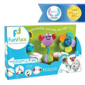 צעצועי התפתחות לתינוקות -  Fun Flex