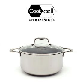 סיר נירוסטה CookCell Black Cube