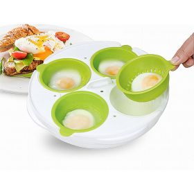 ביצה עלומה במיקרוגל