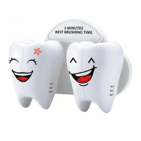 מחזיק מברשות שיניים